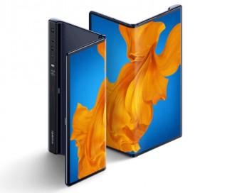 Huawei Mate Xs: Επίσημο το νέο αναδιπλούμενο με βελτιωμένο μεντεσέ, HMS και 5G
