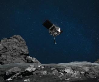 Ιστορική στιγμή: Το OSIRIS-REx συνέλεξε δείγμα από την επιφάνεια του αστεροειδή Bennu
