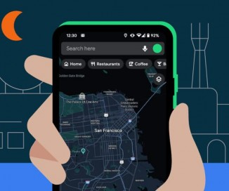 Google Maps: Επίσημη ανακοίνωση για το dark mode
