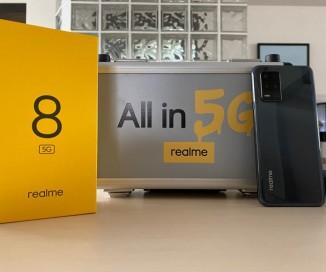 realme 8 5G Review: Φέρνει το 5G στην budget κατηγορία