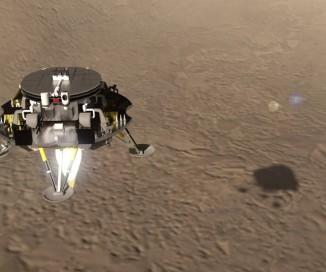 Tianwen-1: Η Κίνα προσεδάφισε με επιτυχία το Zhurong rover στον Άρη!