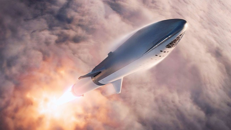 SpaceX: Επόμενος στόχος, το Starship! 1