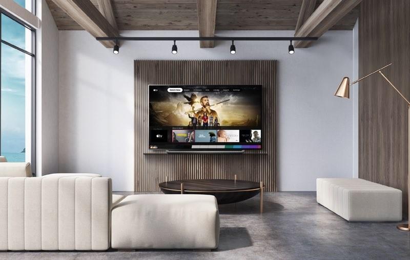 Διαθέσιμες οι εφαρμογές APPLE TV και APPLE TV+ στις LG τηλεοράσεις του 2019