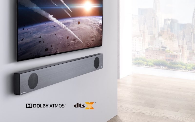 LG SL9Y/SL8Y: Τα premium soundbars προσφέρουν το απόλυτο home cinema στους λάτρεις των ταινιών