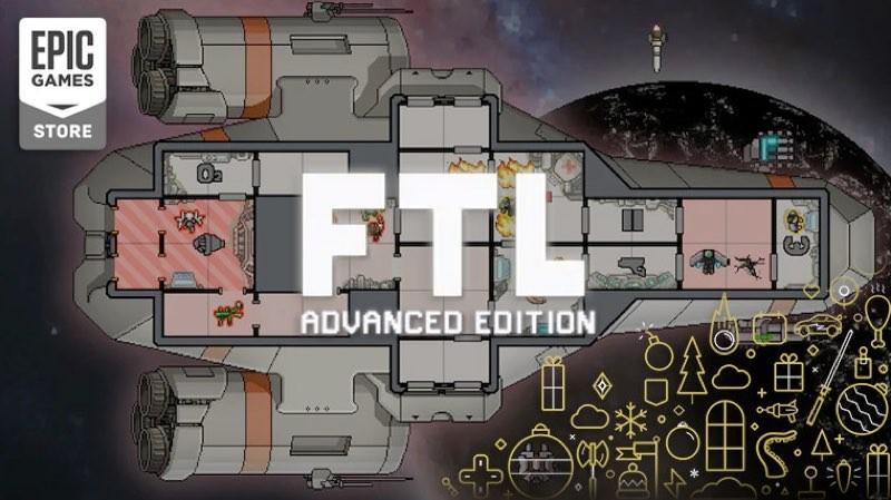 FTL: Faster Than Light, διαθέσιμο δωρεάν στο Epic Games Store