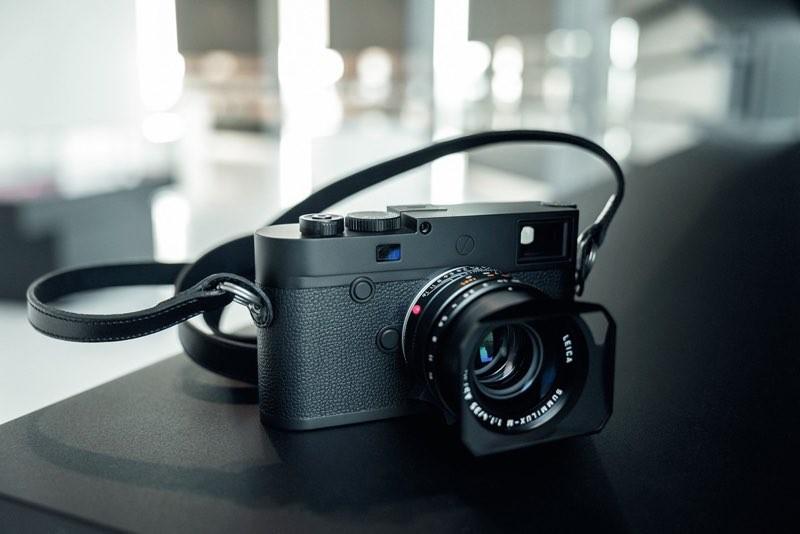 Leica M10 Monochrom: Αποκλειστικά για ασπρόμαυρες φωτογραφίες στα $8295