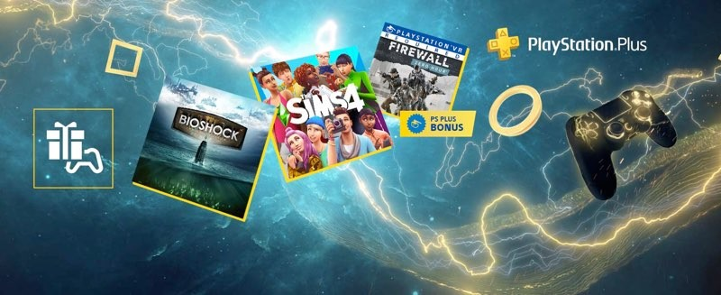 BioShock: The Collection και The Sims 4 δωρεάν στο PS Plus το Φεβρουάριο!