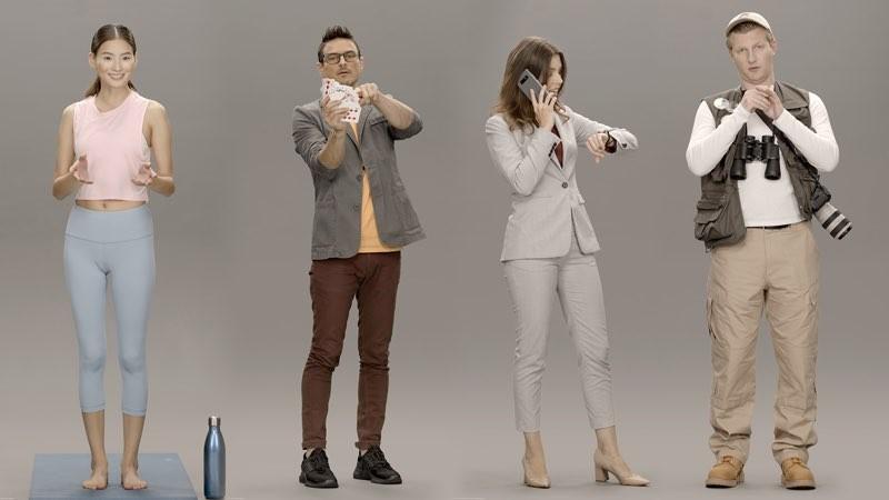Samsung NEON: Τεχνητοί ψηφιακοί άνθρωποι το νέο project της εταιρείας [CES 2020]