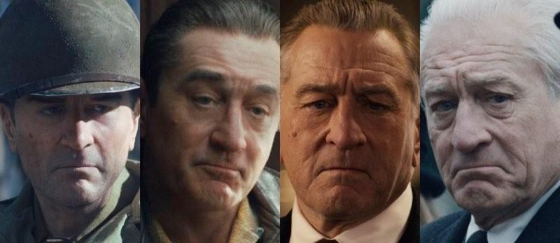 The Irishman: Δείτε πως έγινε το εντυπωσιακό de-aging των ηθοποιών