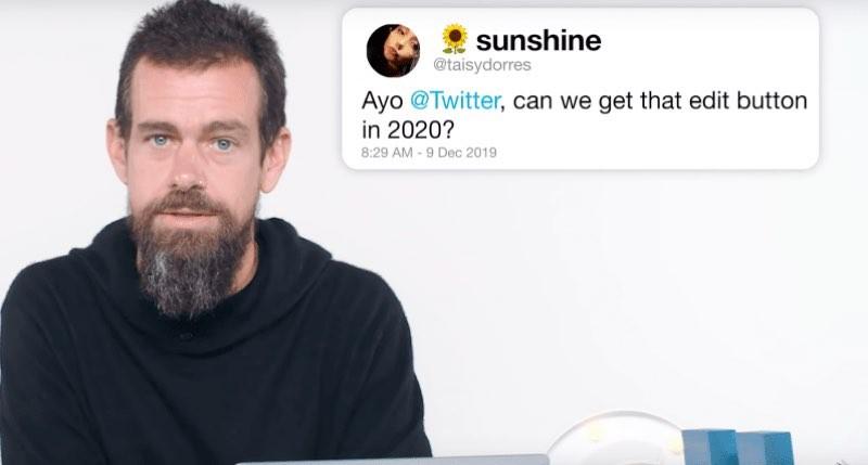 Twitter: Δεν θα προσθέσει ποτέ edit button για τα tweets
