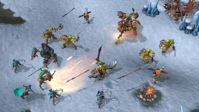 Warcraft III: Reforged, διαθέσιμο για Windows PC και Mac