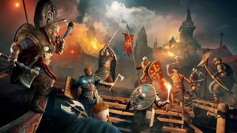 Assassin's Creed Valhalla: Δείτε το πρώτο gameplay trailer