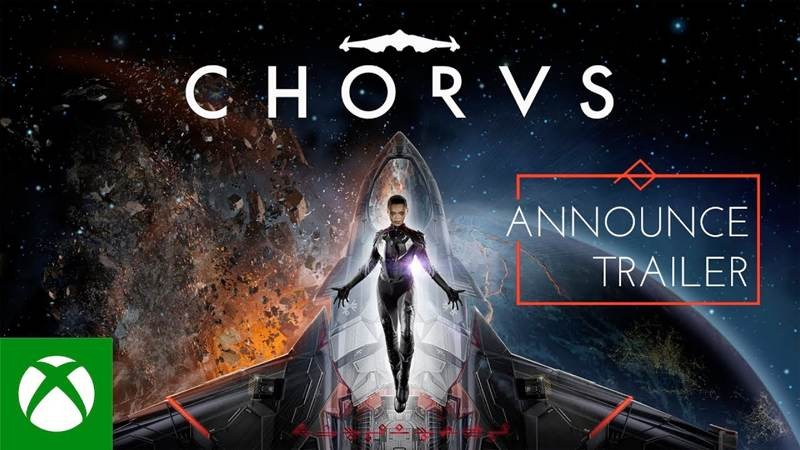 Chorus: Το νέο space shooter της Deep Silver για Xbox Series X, Xbox One και Stadia