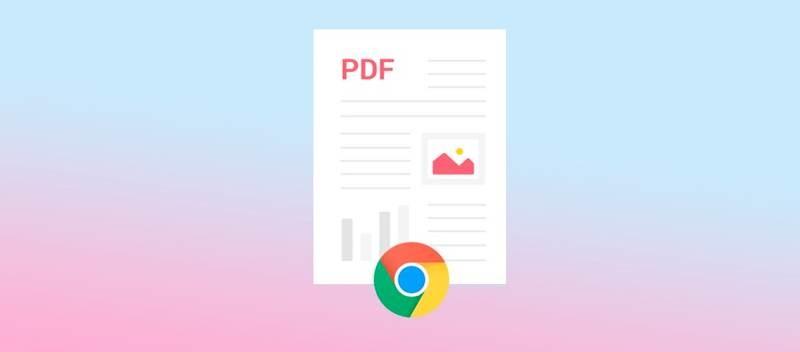 Google Chrome: Σύντομα θα μπορούμε να αποθηκεύουμε αρχεία PDF αφότου τα επεξεργαστούμε