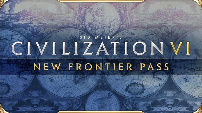 Civilization VI - New Frontier Pass, νέο Season Pass με 6 DLCs για το δημοφιλές παιχνίδι στρατηγικής