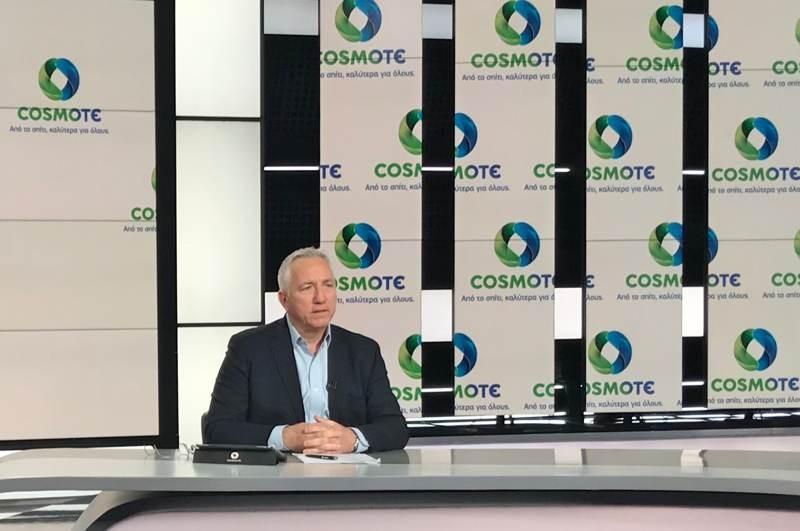COSMOTE:  Τα δίκτυα της χώρας αντέχουν, στα 10PB η κίνηση δεδομένων κάθε μέρα