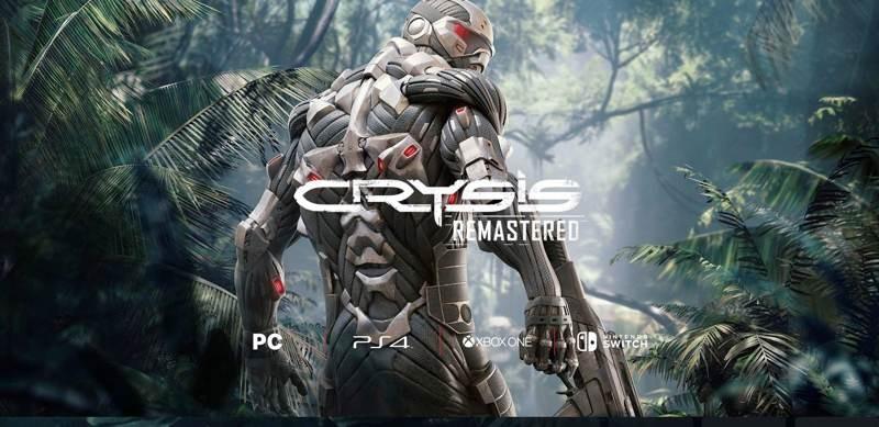 Crysis Remastered: Κυκλοφορεί στις 18 Σεπτεμβρίου για PC, Xbox One και PS4
