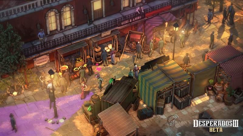 Δωρεάν demo για το Desperados III στο GOG, μαζί με άλλα 6 παιχνίδια!