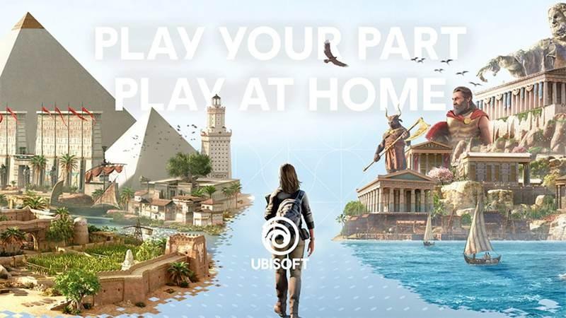Δωρεάν παιχνίδια από Ubisoft και WB games έως τις 21 Μαΐου 2020