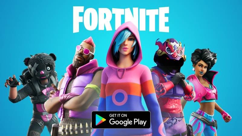 Fortnite: Διαθέσιμο και στο Google Play με καρφιά από την Epic Games για τη Google 1