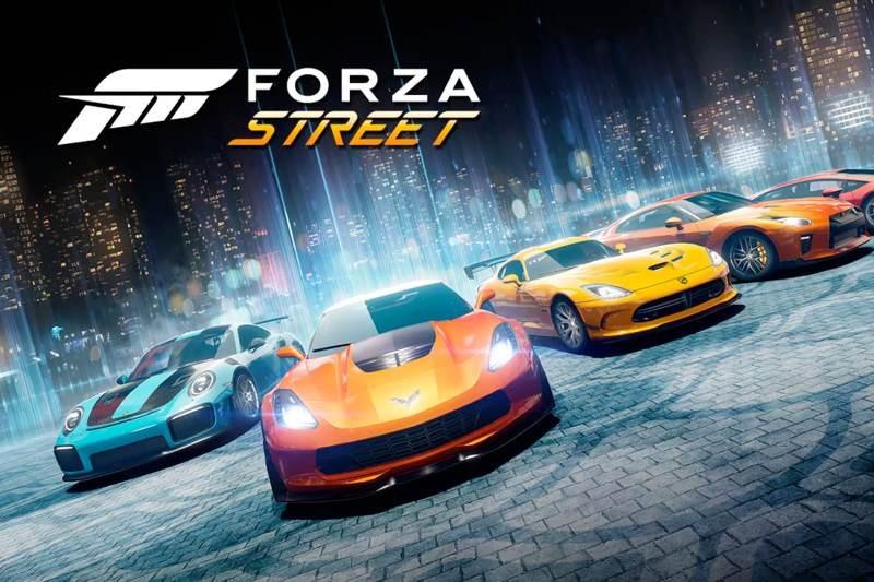 Forza Street: Διαθέσιμο δωρεάν για Android και iOS, με υποστήριξη για οθόνες 120Hz