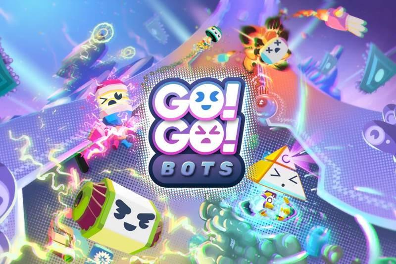 Go Go Bots: Από τους δημιουργούς του Monument Valley, αποκλειστικά στο Facebook