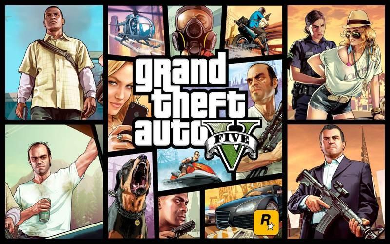 GTA V: Διαθέσιμο εντελώς δωρεάν για όλους στο Epic Games Store!