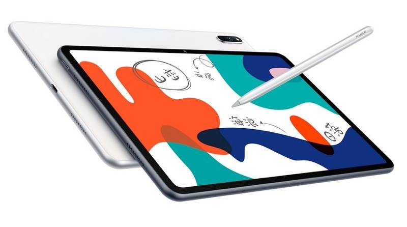 Huawei MatePad: Επίσημα με οθόνη 10.4'', γραφίδα M-Pencil και ηχεία harman kardon