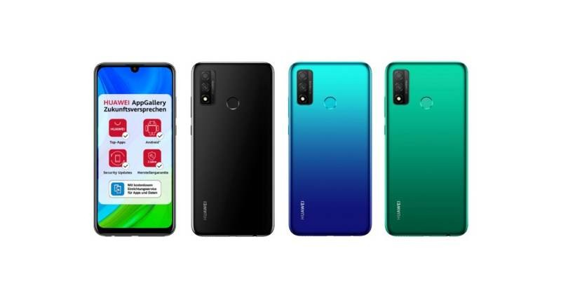 Huawei P Smart 2020: Επίσημο στη Γερμανία με €199 και Google Mobile Services