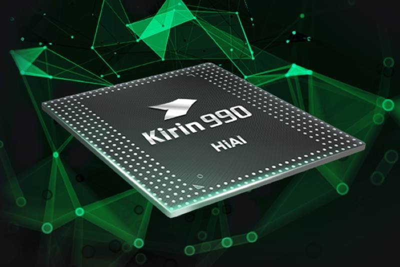 Huawei: Η απάντηση στο μπλόκο για την αγορά chipsets