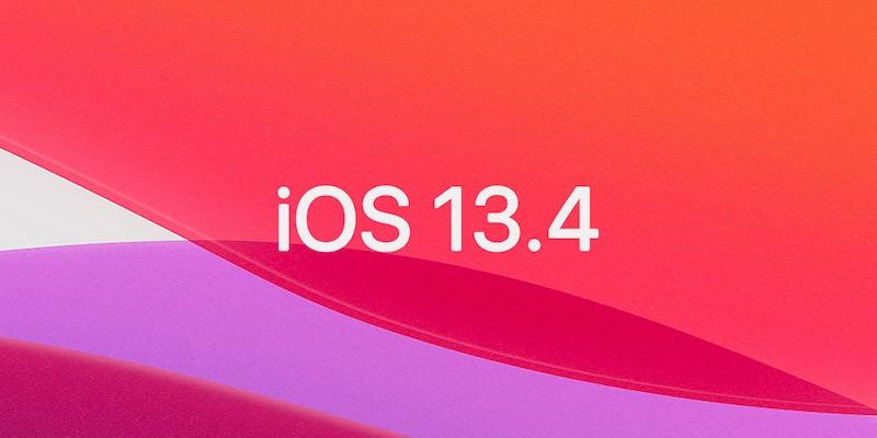 iOS 13.4: Επίσημη λίστα νέων χαρακτηριστικών για iPhone