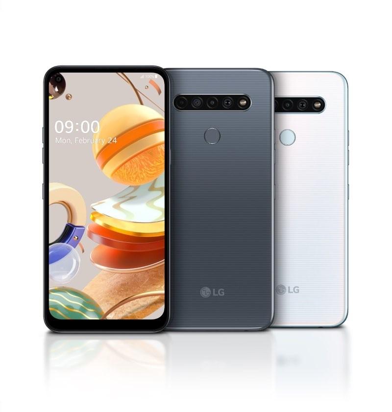 LG K61, K51S και K41S, τα νέα mid-range smartphones της εταιρείας