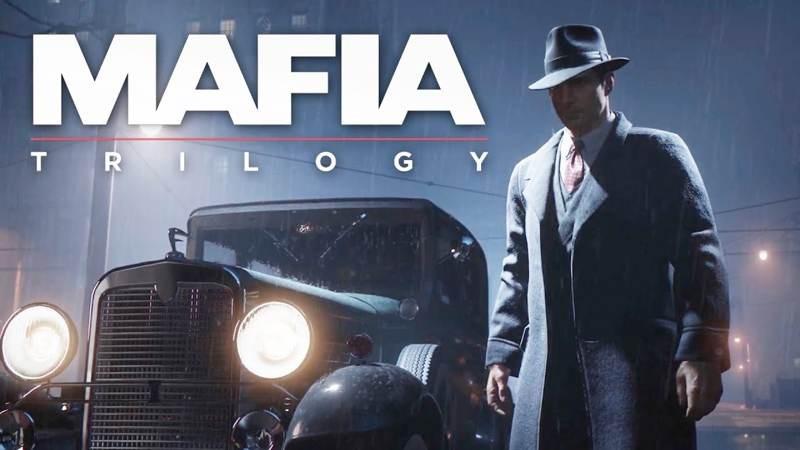 Mafia: Trilogy, ανακοινώθηκε επίσημα με teaser trailer 1