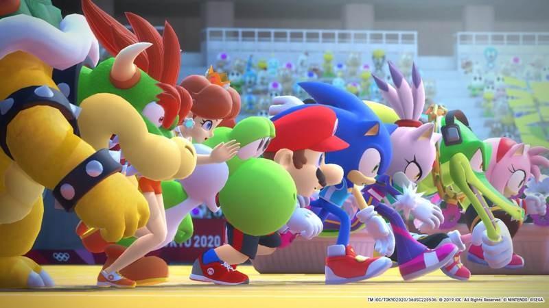 Mario & Sonic at the Olympic Games Tokyo 2020: Οι Ολυμπιακοί Αγώνες αναβλήθηκαν, αλλά τουλάχιστον έχουμε video game 1