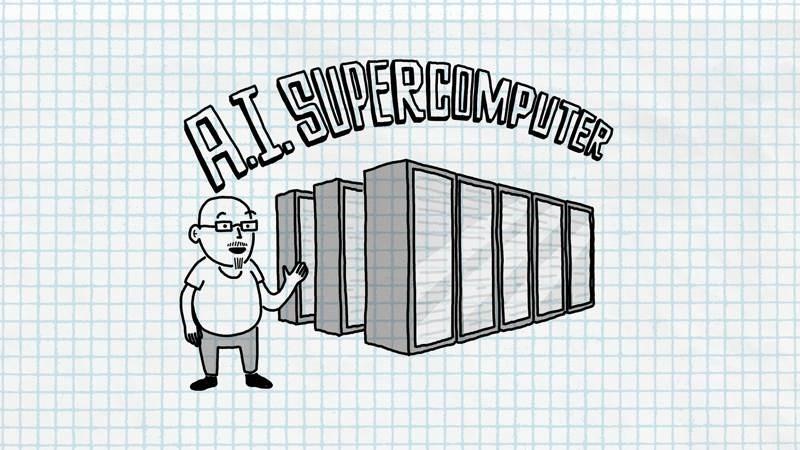 Ο νέος υπερυπολογιστής της Microsoft είναι στο Top 5 του κόσμου 1