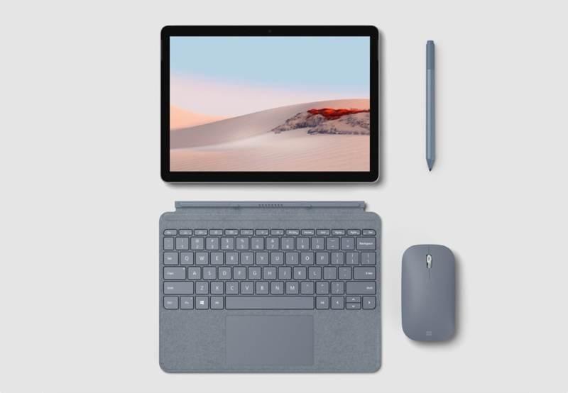 Microsoft Surface Go 2: Επίσημα με μεγαλύτερη οθόνη και βελτιωμένη απόδοση