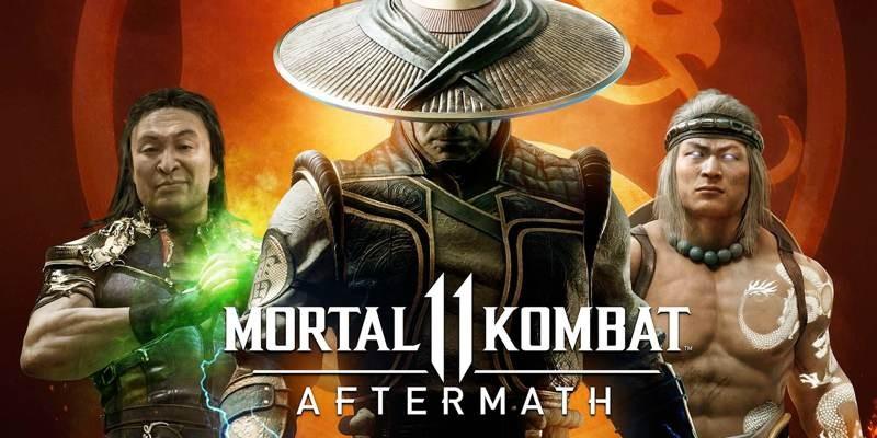 Mortal Kombat 11: Aftermath, το νέο DLC φέρνει τον...RoboCop!