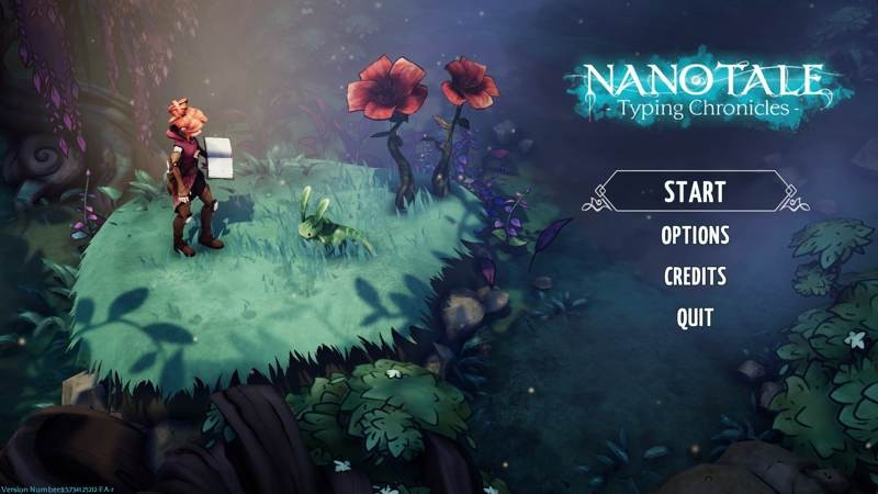 Nanotale - Typing Chronicles: Το πανέμορφο video game που σου μαθαίνει να πληκτρολογείς