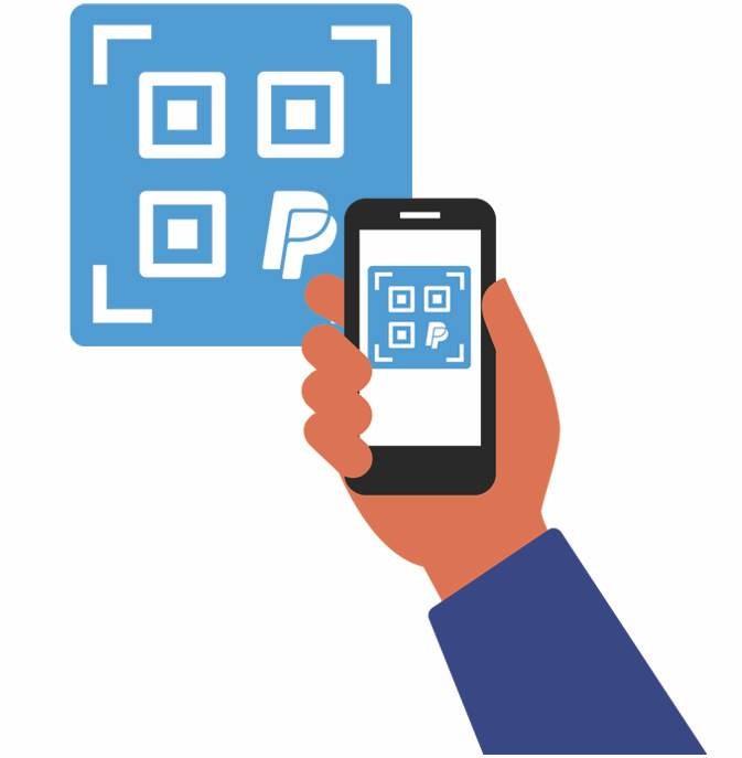 PayPal: Δυνατότητα πληρωμής με QR Code για touch-free αγοραπωλησίες 1