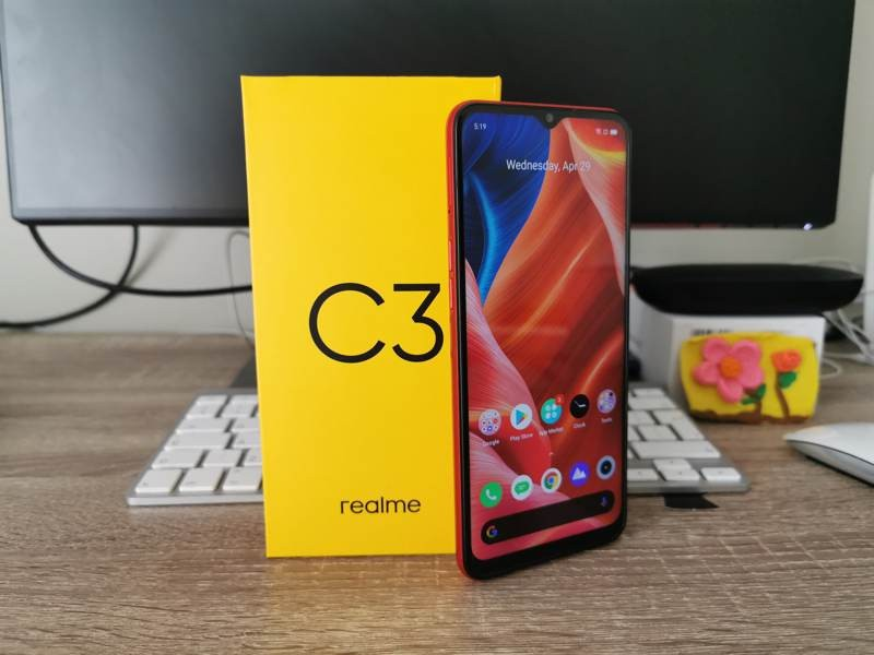 Realme C3: Η budget πρόταση της εταιρείας δεν απογοητεύει