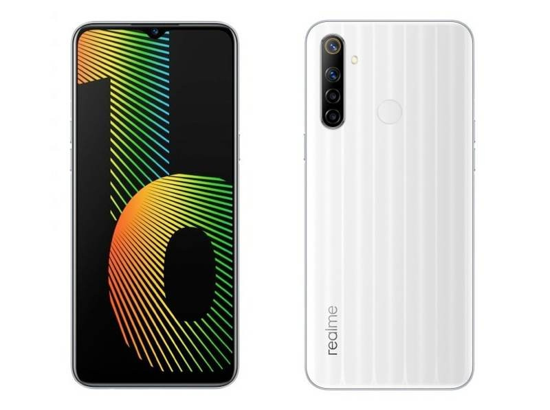 Realme Narzo 10/10A: Επίσημα με entry-level specs και προσιτές τιμές