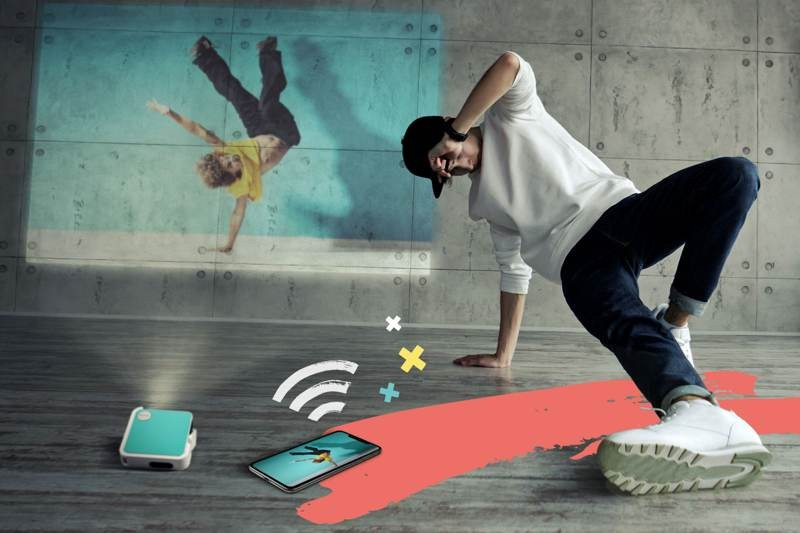 ViewSonic M1 mini Plus: Ο νέος Smart LED προβολέας τσέπης