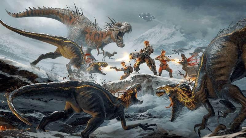 Second Extinction: Σώσε τη Γη από τους δεινοσαύρους στο νέο co-op shooter 1