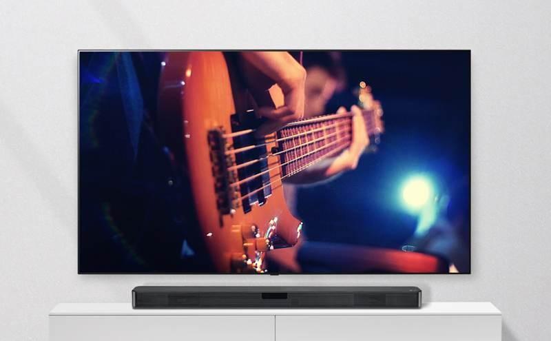 LG SN4: Μοναδική ηχητική εμπειρία από το νέο sound bar της εταιρείας