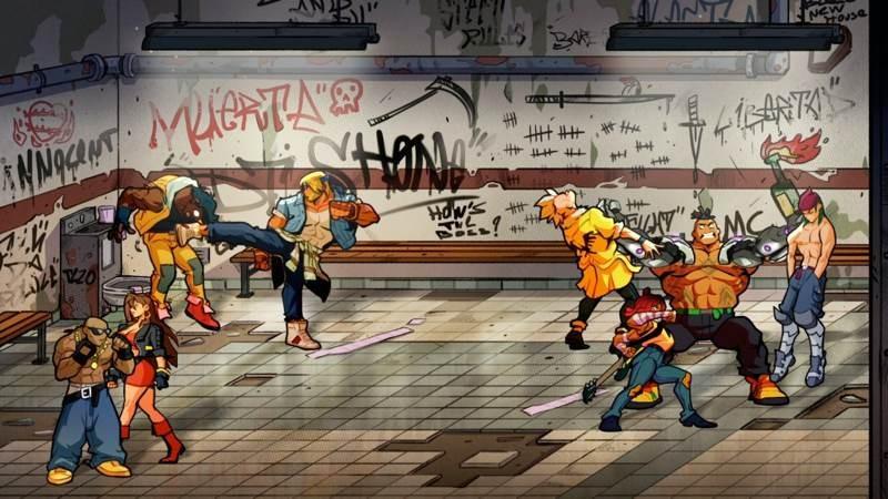 Streets of Rage 4: Το νέο beat-em-up game έρχεται στις 30 Απριλίου