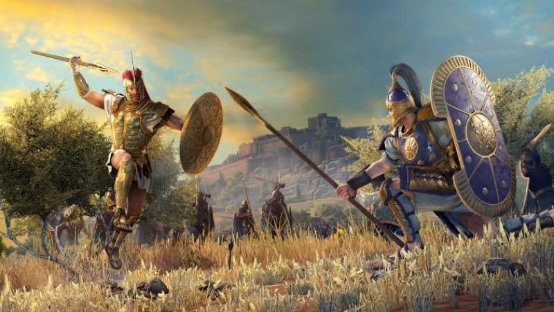 Το A Total War Saga Troy θα είναι διαθέσιμο δωρέαν στο Epic Games Store!