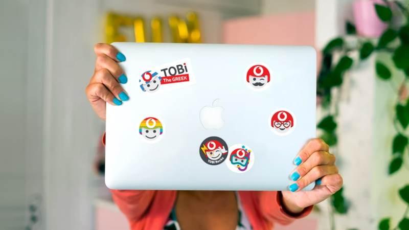 TOBi: Ο AI ψηφιακός βοηθός της Vodafone για εξυπηρέτηση πελατών