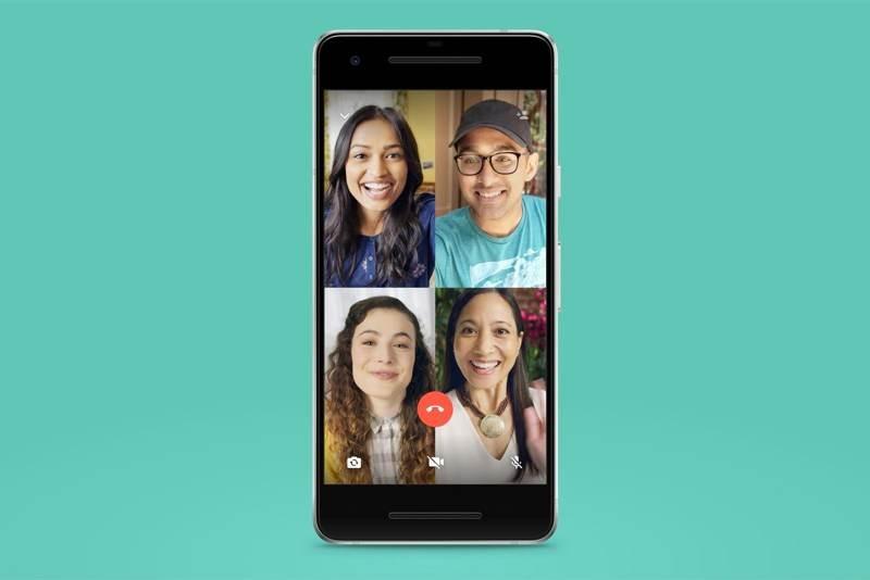 WhatsApp: Σύντομα έρχονται ομαδικές κλήσεις και video κλήσεις με περισσότερα από 4 άτομα