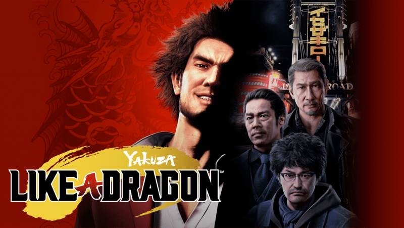 Yakuza: Like a Dragon, έρχεται σε Xbox Series X, Xbox One και PC