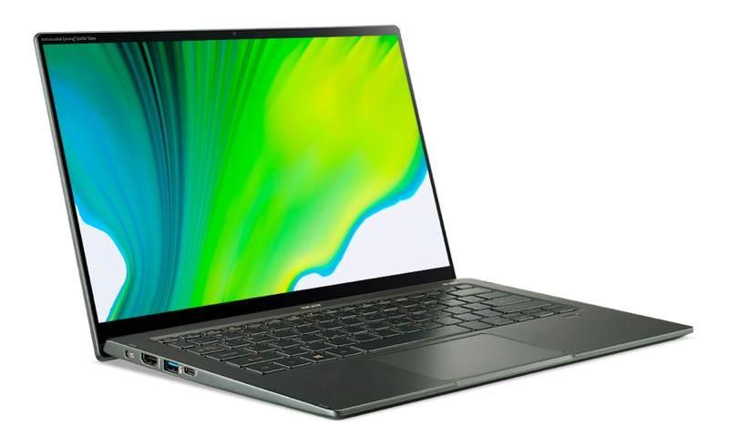 Acer Swift 5: Η νέα έκδοση συνδυάζει στυλ, φορητότητα και υψηλή απόδοση